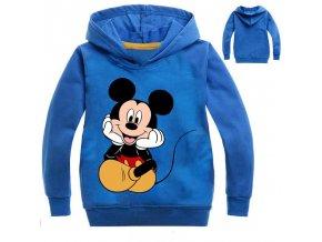 Child Sweatshirt Girls Hoodies Kids Cartoon Mickey Minne Printed Autumn Boys Hoodies Teenage Girl Clothing Vetement S30071 6
