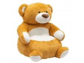 Dětské křesílko PlayTo medvídek