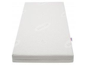 Dětská oboustranná matrace New Baby COLORADO Silver 120x60x10