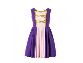 Girls Clothing snow white princess dress Clothing Kids Clothes belle moana Minnie Mickey dress birthday dresses rapunzel