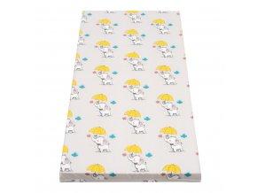 Dětská matrace New Baby 120x60 molitan-kokos šedá obrázky