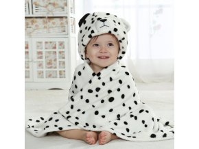newborn swaddle super soft comfortable Kid Toddler hooded baby blanket Cloak quilt fleece wrap FTRQ0005 5