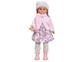 Luxusní dětská panenka-holčička Berbesa Tamara 40cm