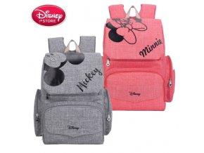 Přebalovací batoh Mickey & Minnie