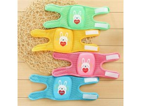 Kids Girl Boy Crawling Elbow Infants Toddlers Baby Knee Pads Protector Safety Mesh Kneepad Leg Warmer 2