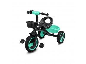 Dětská tříkolka Toyz Embo turquoise