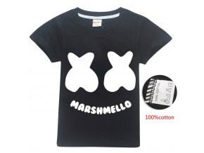 modis dj marshmello Kids hoodie sweatshirts bobo choses 2019 New long Sleeve T shirt for Girls T8429 (3)