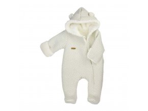 Zimní kojenecký overal Nicol Michelle, vel. 74 (6-9m)