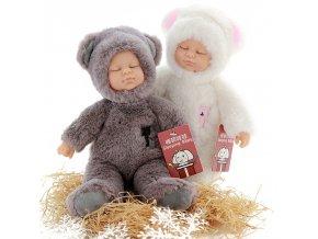 Kawaii girl dolls stuffed pvc kids plush toys for girls Christmas gift high quality Bjd bebe 1
