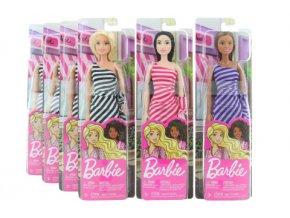 Barbie v třpytivých šatech T7580