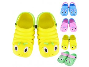 2018 Baby Sandals Summer Caterpillar Anmial Cartoon Style Children Beach Shoes for 0 to 6 Months 1