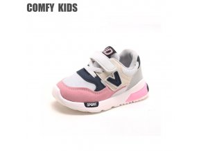 COMFY KIDS Sneakers For girls sports shoe Spring autumn fashion soft bottom baby toddler sneakers child 1