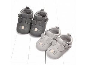 Cute Baby Shoes For Girls Soft Moccasins Shoe 2019 Spring Cat Baby Girl Sneakers Toddler Boy 2