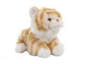 Plyš Kočka zvuková 30 cm - ECO-FRIENDLY