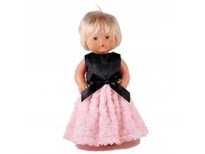 Společenské šaty pro American girl a Baby Born 43-45 cm