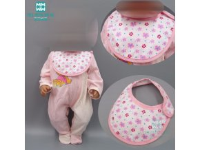 accessories for dolls fits 43cm 45cm new born doll Simulation diapers baby Underpants Quilt Mattresses 5