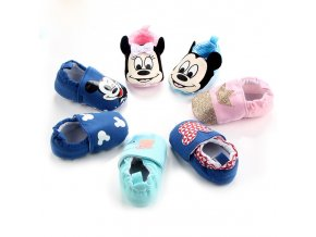 Fashion Cotton Cloth Baby First Walker Cartoon Infant Boy Girls Shoes Bebe Toddler Moccasins Non slip 1