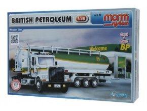 Stavebnice Monti System MS 52 British Petroleum 1:48 v krabici 32x21x8cm