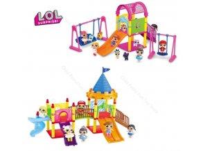 Dětské hřiště pro panenku L.O.L. Surprise