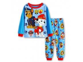 Dětská pyžama s motivem Tlapková patrola