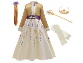Dětský kostým Frozen 2, Princezna Anna