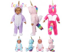 Oblečení na panenky Baby Born 43 cm