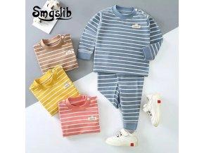 Pajamas For Children Spring Autumn Winter Boys Girls Pajamas Cotton Sleepwear Kids Children Sleepwear Thermal Underwear.jpg Q90.jpg