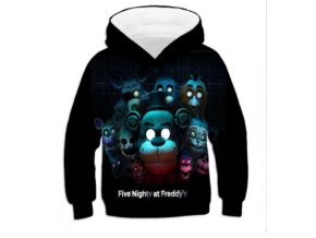 FNAF mikina Five Nights at Freddy's