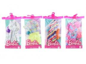 Mattel Sety oblečení pro Barbie, 4 druhy