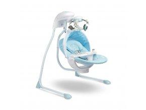 Dětská houpačka CARETERO Raffi Blue