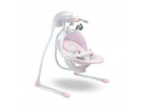 Dětská houpačka CARETERO Raffi Pink