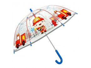 Chlapecký deštník Perletti Hasiči