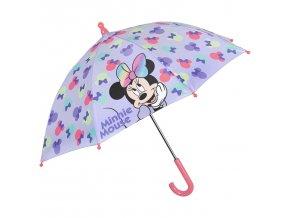 Dívčí deštník Perletti Minnie Mouse