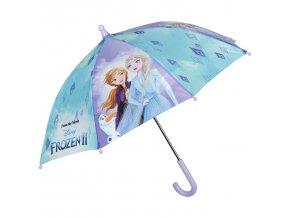 Dívčí deštník Perletti Frozen II