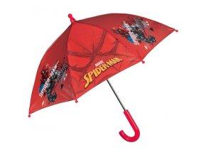 Chlapecký deštník Perletti Spiderman