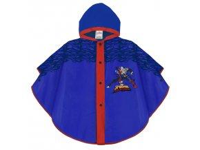 Chlapecká pláštěnka pončo Perletti Spiderman