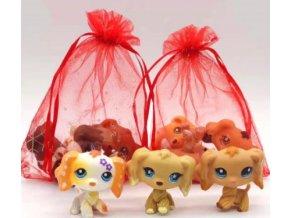 LPS postavičky Littlest Pet Shop 3 ks