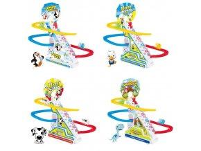 Climbing Stairs Track Toys Cartoon Train Pig Penguin Dinosaur Dog Duck For Children Electronic Music Kids.jpg Q90.jpg