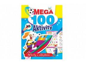 Mega aktivity 100 Zajíc CZ verze 21x28cm