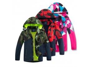 Boy Girls Waterproof Coat Detachable Cap Autumn Winter Outerwear Windbreaker Children Jacket For Kids Hooded girl.jpg Q90.jpg
