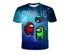 Among Us dětské tričko
