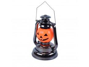 Lampa na Halloween se světlem a zvukem
