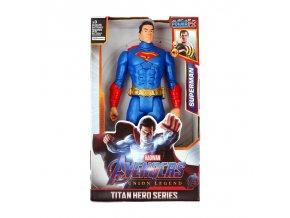 Figurka Superman z Titan Hero Series