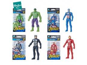 Malé figurky hrdinů Avengers od Marvel
