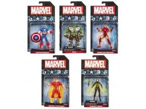10 cm vysoké figurky hrdinů Marvel