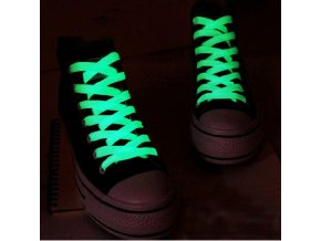 1pair 120cm Fashion Sport Luminous Toys Accessories Shoelace Glow In The Dark Improve Manipulative Ability Gift 1