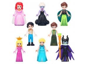 Sety figurek pohádkových postav od Disney