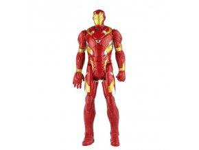 Ozvučené postavičky akčních superhrdinů Marvel, Titan Hero series 30 cm