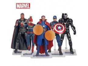 Figruky hrdinů Marvel s vlastním držákem nebo otočným podstavcem