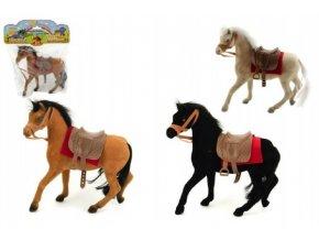 Kůň fliška 20cm asst 3 barvy v sáčku